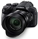 PANASONIC LUMIX FZ300 Long Zoom Digital Camera features 12.1...