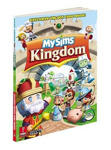 MySims Kingdom Official Game Guide: Prima's Official Game Guide