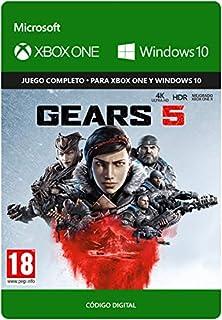 Gears of War 5 Standard Edición - Xbox / Win 10 PC - Código de descarga (B07VSRQRBF) | Amazon price tracker / tracking, Amazon price history charts, Amazon price watches, Amazon price drop alerts
