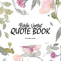 Bible Verses Quote Book on Abundance (ESV) - Inspiring Words in Beautiful Colors (8.5x8.5 Softcover) (Abundance Bible Verses (English Standard Version))
