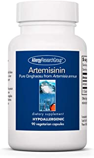 Sponsored Ad - Allergy Research Group - Artemisinin - Microbial Balancer - 90 Vegetarian Capsules
