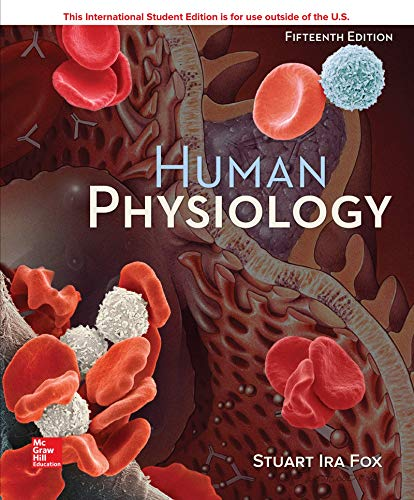 Compare Textbook Prices for Human Physiology 15 Edition ISBN 9781260092844 by Fox, Stuart,Rompolski, Krista