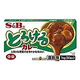 S&B Torokeru Curry Medio Caliente 1kg