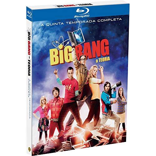 Big Bang Theory 5A Temp [Blu-ray]