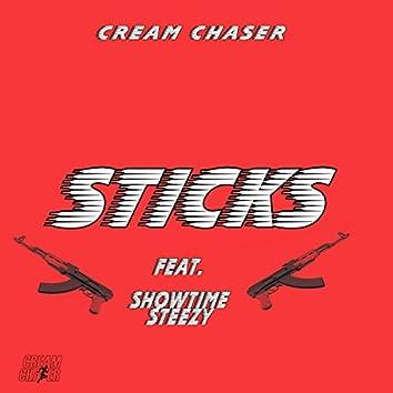 Sticks (feat. Showtime Steezy)