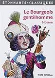 Le Bourgeois gentilhomme de Molière (9 mars 2013) Broché