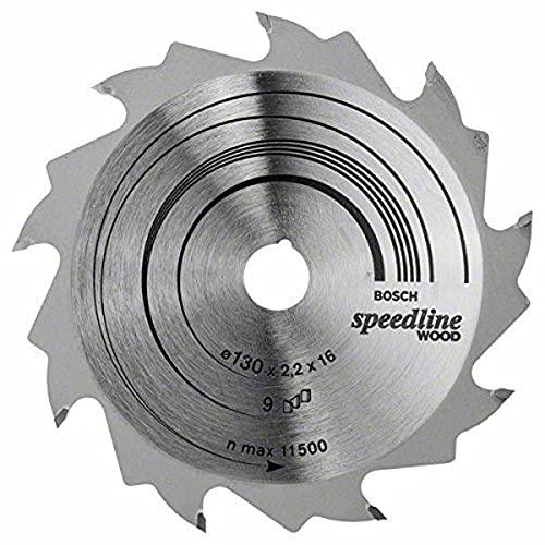 Bosch 2 608 640 774 - Hoja de sierra circular Speedline Wood...