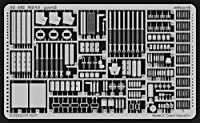 エデュアルド 1/35 M5A1(タミヤ用) エッチングパーツ 35492