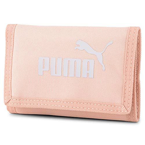 Puma Phase Wallet Zubehör für Kinder, Apricot Blus (Rosa), Einheitsgröße