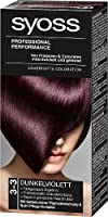 Syoss Professional Performance Coloration 3-3 Dunkelviolett 115 ml