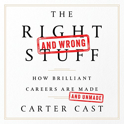 The Right - and Wrong - Stuff cover art