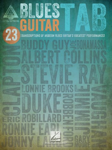 Blues Guitar Tab (Songbook) (Guitar Recorded Versions)