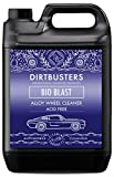 Dirtbusters Bio blast alloy wheel cleaner 5 litres non acidic non caustic safe bio technology Acid free...