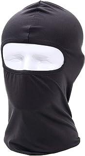 Pasamontañas,Pasamontañas Capucha Transpirable Máscara para Correr Senderismo Al aire libre Motocicleta Ciclismo Deportes-...