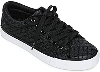 Very G Womens Jasmine Low Top Lace Up Fashion Sneakers US