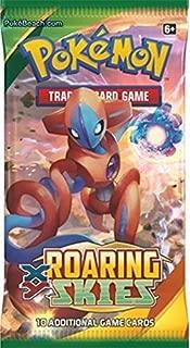Pokemon TCG: XY Roaring Skies Booster Pack (3 Packs)