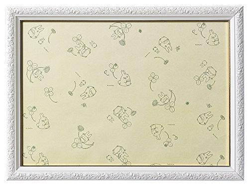 Puzzle frame Art Crystal jigsaw Ghibli private cloud white (18.2x25.7cm)