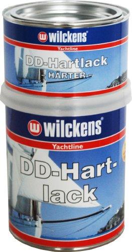 Wilckens DD Hartlack glänzend, RAL 9005 tiefschwarz, 750 ml 14790500050