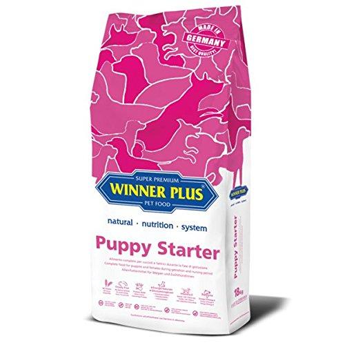 WINNER PLUS Puppy Starter 18 kg - Alimento completo per cuccioli e fattrici durante la fase di gestazione