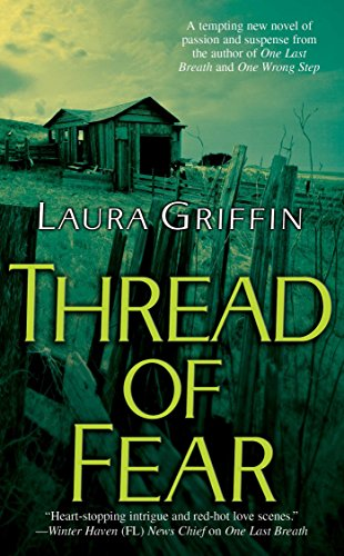 Thread of Fear (The Glass Sisters Series Book 1)