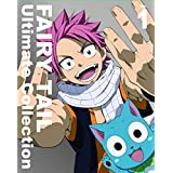 FAIRY TAIL -Ultimate collection- Vol.1 [Blu-ray]