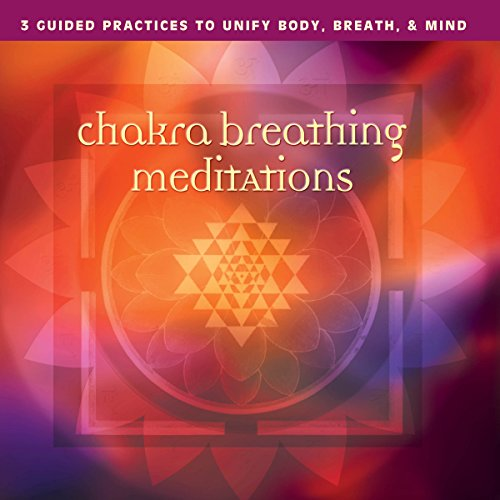 Chakra Breathing Meditations cover art