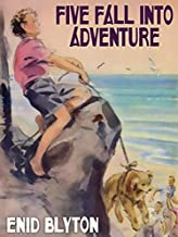Five Fall Into Adventure: Famous Five #9