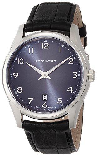 Hamilton Reloj Analogico para Hombre de Cuarzo con Correa en Cuero H38511743