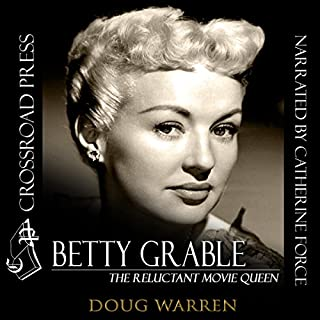 Betty Grable cover art