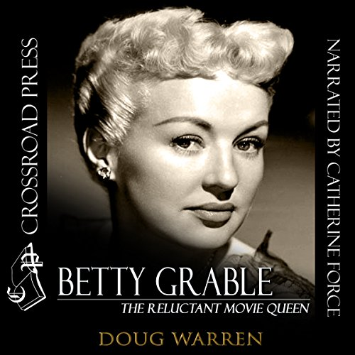 Betty Grable audiobook cover art