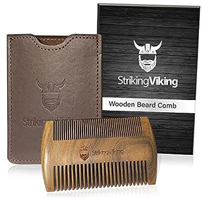 Striking Viking Wooden Beard