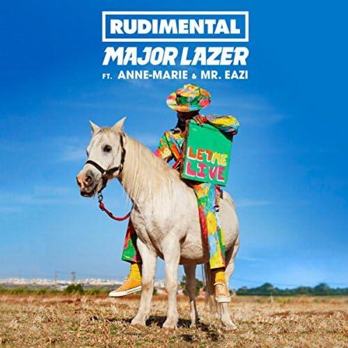 Rudimental & Major Lazer feat. Anne-Marie & Mr Eazi