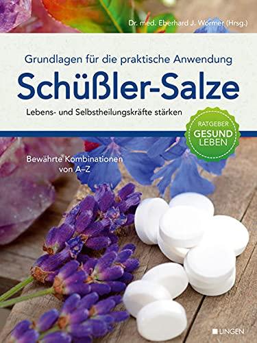Aktiv mit Schüßler Salzen - 12 Monate, 12 Salze, 12 Kuren: Gesundheitsratgeber zu Schüßler Salzen