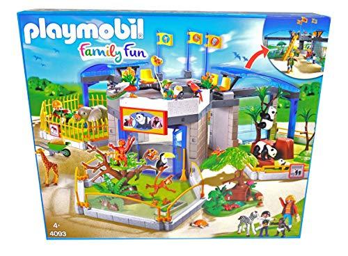 Playmobil Tierbaby-Zoo 4093
