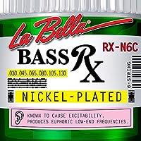 LA BELLA ラベラ 6弦用ベース弦 RX-N6C Rx Nickel 30-45-65-80-105-130