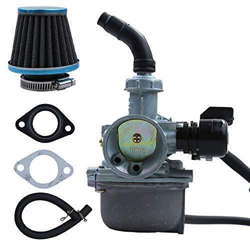 Carb PZ19 fit for 50cc 70cc 90cc 110cc 125cc ATV Carburetor for Dirt Pit...