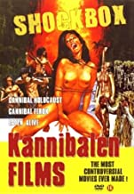 Cannibal Films Collection - 3-DVD Box Set ( Cannibal Holocaust / Cannibal Ferox / Eaten Alive! (Mangiati vivi!) ) [ NON-USA FORMAT, PAL, Reg.2 Import - Netherlands ]