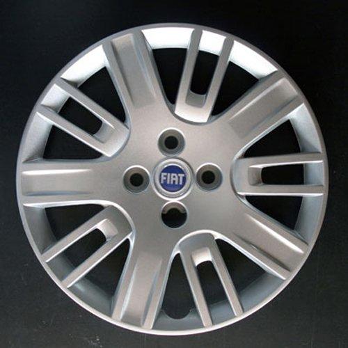 Wheeltrims Set de 4 embellecedores nuevos para Fiat Doblo con Llantas Originales...