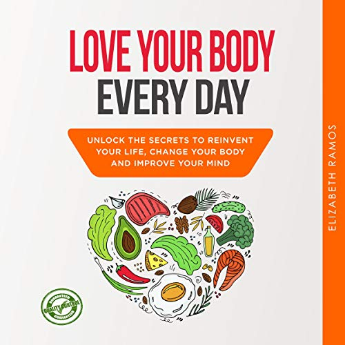 『Love Your Body Every Day』のカバーアート