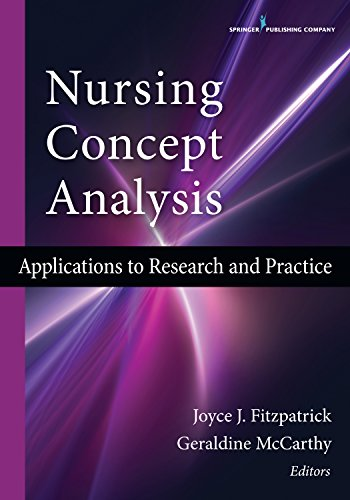 511kV cah1L - Nursing Concept Analysis: Applications to Research and Practice