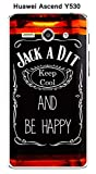 ONOZO Jack Said Keep Cool Design Case For Huawei Ascend