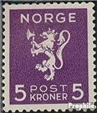 Prophila Collection Noruega 210 1940 león (Sellos para los coleccionistas)
