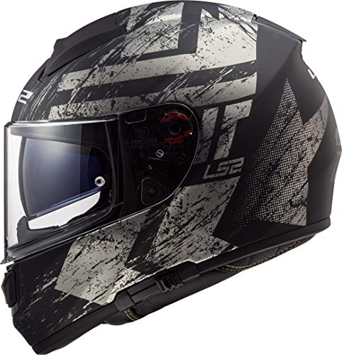 LS2 Vector FF397 Hunter Helm Titan Matt XXXL (65/66)
