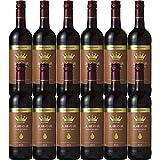 【発売20周年!スペイン産定番ワイン】王様の涙 赤ワイン 甘口 [ミディアムライト スペイン 750mlx12本 ]