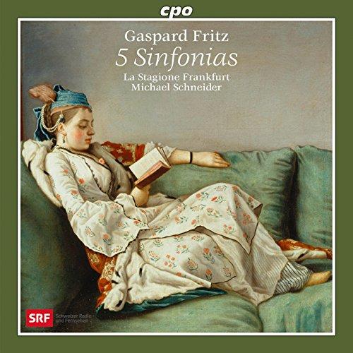Gaspard Fritz: Sinfonie op6/3 G-Dur,...