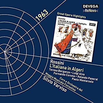 Rossini: L'italiana in Algeri (Highlights)