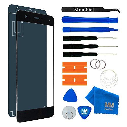 MMOBIEL Front Glas Display Scherm Compatibel met Huawei Nova (zwart) incl. Reparatie Tools