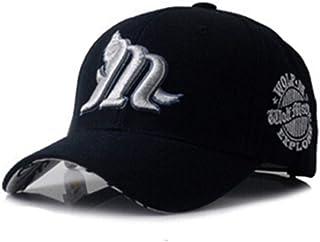 QIANZICAIDIAN Hat, Spring Hat, Men And Women Korean Version Of The Tide Couple Baseball Cap, Summer Sun Visor Practical (Color : B)