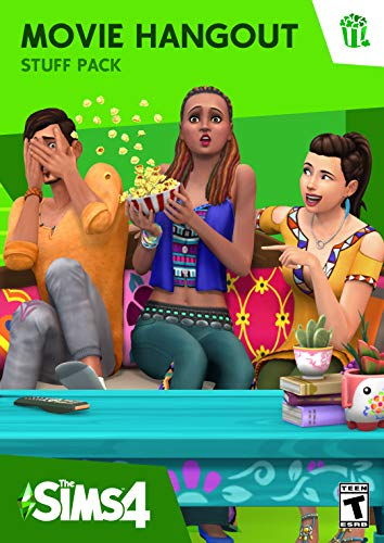 The Sims 4 – Movie Hangout Stuff [Online Game Code]