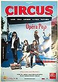 Circus - Calogero - Stanislas - 40X60 Cm Affiche / Poster